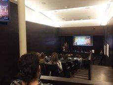 El encuentro de la semana pasada se celebró en la Cámara de Comercio de Sevilla.