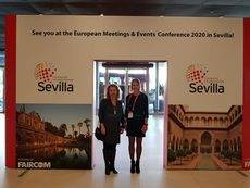 La presencia de Sevilla en el encuentro de La Haya (Holanda).