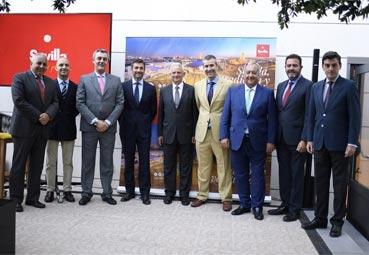 Sevilla potencia su oferta turística y MICE en Madrid
