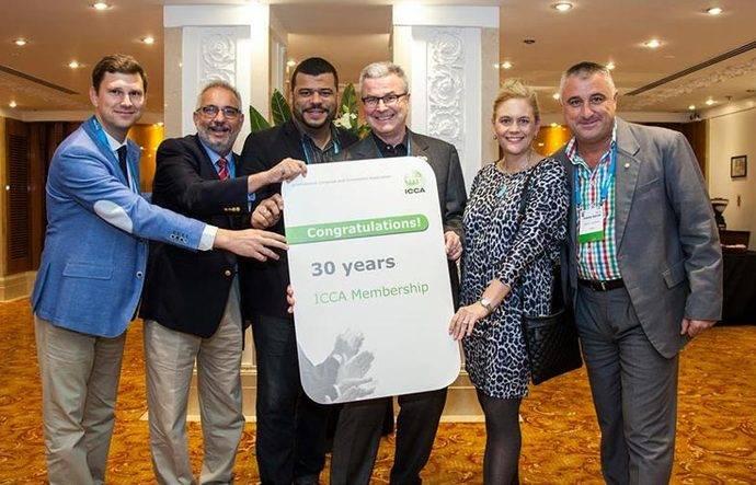 Sevilla cumple 30 años como miembro de ICCA
