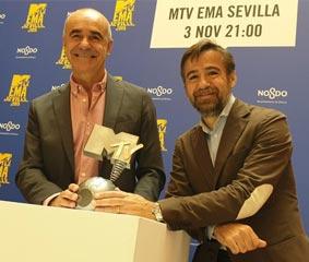 La celebración de los premios MTV en Sevilla dejará 50 millones de euros