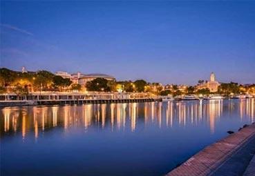 Viajes ECI se encarga de la logística del Salón Náutico de Sevilla