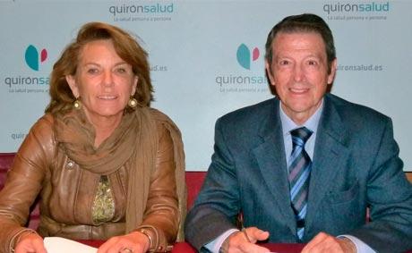 Acuerdo de Sevilla con Quirónsalud Sagrado Corazón