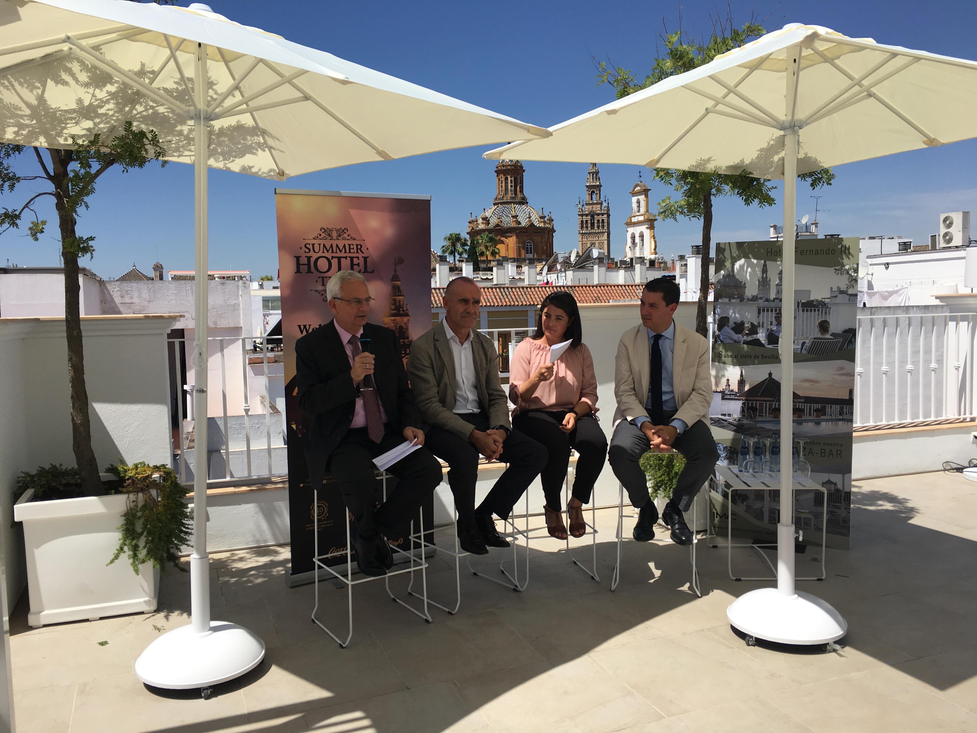 La Asociación de Hoteles de Sevilla tiene nuevo presidente