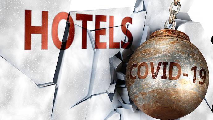 Valencia excluye al sector hotelero de las ayudas