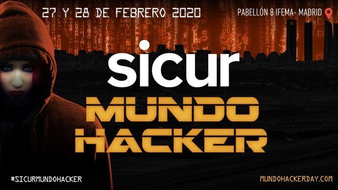 Sicur Mundo Hacker Day en Ifema, estos días