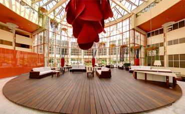 El hotel Silken Al-Andalus aumenta su acceso a Internet