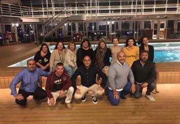 Silversea organiza un 'fam trip' para agentes de viajes