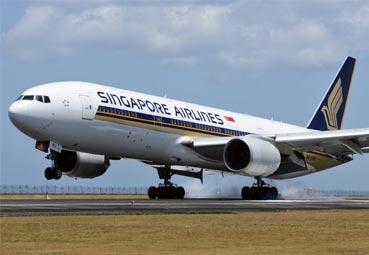 Singapore Airlines estrena el IATA Travel Pass
