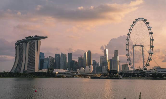 Alianza de Costa Cruceros con el destino Singapur