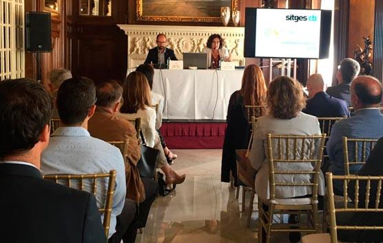 Turismo de Sitges incrementa su aportación a la Industria congresual
