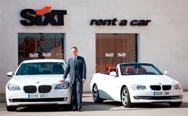 Sixt abre una nueva oficina de 'rent a car' en Irlanda