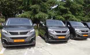 Sixt Rent a Car trae a España el nuevo Peugeot Traveller
