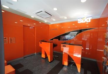 Sixt abre una nueva oficina de alquiler de vehículos en Costa Adeje, en Tenerife