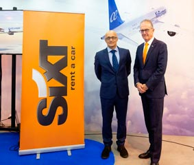 Sixt se incorpora al programa Air Europa Suma