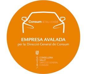 Baleares concede a Sixt el distintivo de calidad de Consumo