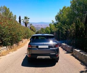 Sixt incorpora en Mallorca e Ibiza el Range Rover Sport