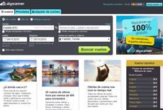 Skyscanner estrena nueva aplicación de vuelos en España