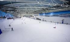 Madrid Snowzone acoge el Campeonato de España de Esquí Alpino Adaptado