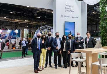 Soltour Travel Partners presenta 'Arrancamos contigo'