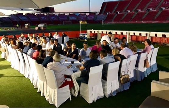 El RCD Mallorca se fija en los eventos corporativos para aumentar sus ingresos