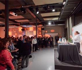 Sörensen organiza la primera edición de los premios Nutrisenior