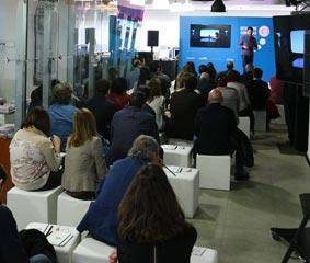 Sörensen reúne a más de 40 empresas con diversos emprendedores
