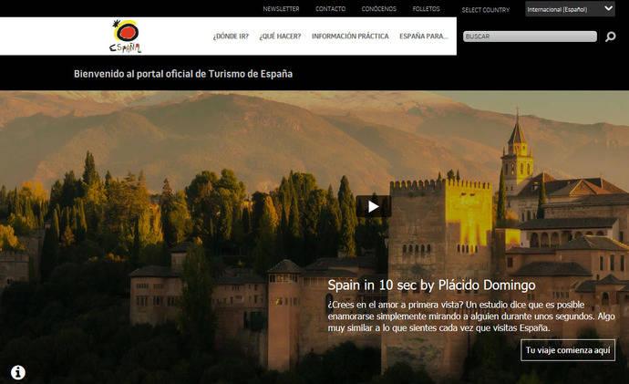 Plan de renovación de Spain.info, que en 2017 superó las 2.000 experiencias