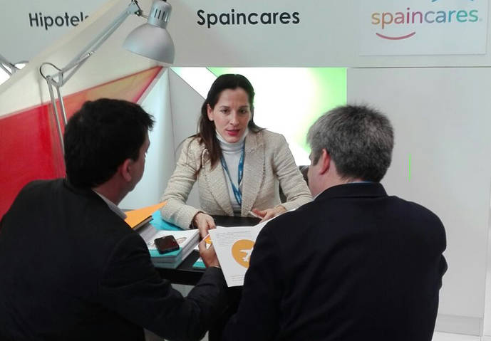 Spaincares realiza su primera presentación internacional poco antes de iniciar la venta directa en su página 'web'
