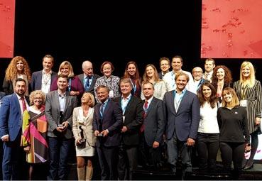 SpainDMCs entrega sus premios en IBTM World