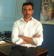 El director de Special Tours, Carlos Jiménez.