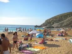 El 57% de los españoles consultados opta por playas del propio territorio español.