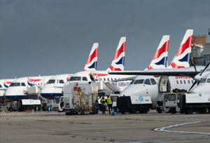 Movilización sin precedentes de la distribución contra las políticas de IAG y Lufthansa