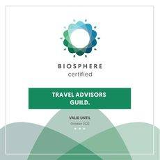 La certificación Biosphere para TAG.