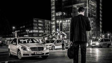 Cinco empresas del Ibex 35 ahorran dos millones en taxi