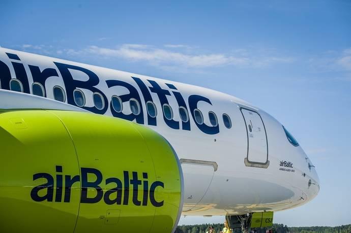 AirBaltic lanza vuelos desde Tallin hasta Málaga