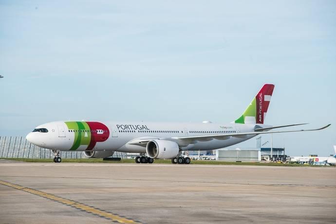 Gran crecimiento de TAP Air Portugal en lo que va de año