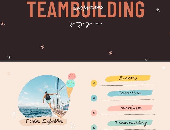 Destinos en pareja, nueva agencia business y de team building