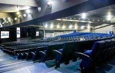 El nuevo Gran Teatro Auditorio del Parque de Atracciones de Madrid.