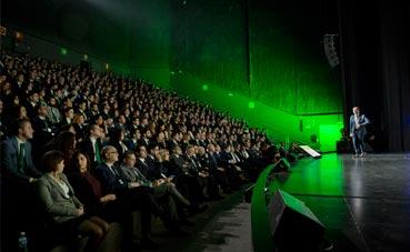 Eventisimo organiza una convención para Tecnocasa