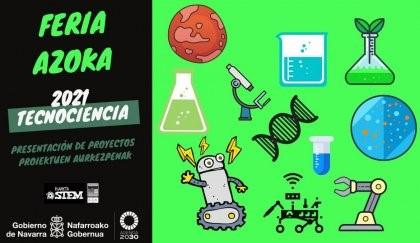 Tecnociencia 2021: proyectos STEM en el Navarra Arena
