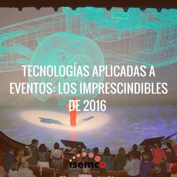 ISEMCO muestra la tecnología que destacará en 2016