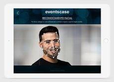 Tecnología de reconocimiento facial.