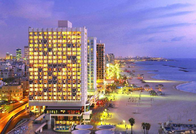 Convierten una torre de vigilancia de Tel Aviv en un hotel