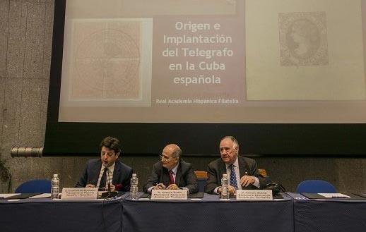 La 'Insignia de Telégrafos' para Eugenio de Quesada