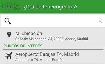 Tele-Taxi Madrid muestra novedades de su 'app'
