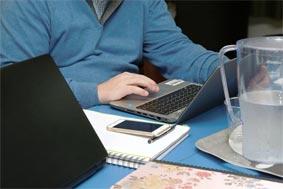 Consejos de Amex GBT para trabajar desde casa