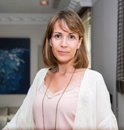 Ángeles Moreno, fundadora y CEO de The Creative Dots.