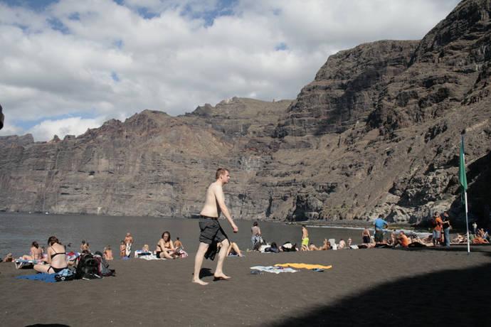 Vendidos medio millón de 'paquetes' a Canarias