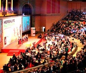 Terra Mítica acoge un congreso con más de 3.000 delegados